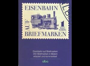 Hans D. Reichardt: Eisenbahn auf Briefmarken (1978)