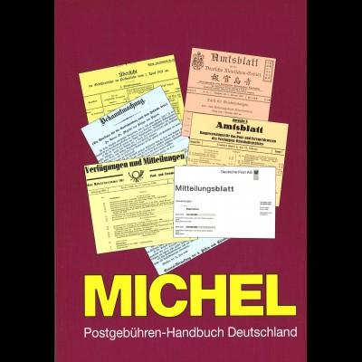 MICHEL Postgebühren-Handbuch Deutschland (2004)