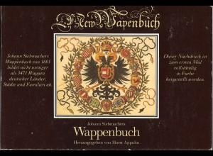 Horst Appuhn: Johann Siebmachers Wappenbuch von 1605