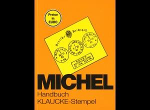 MICHEL Handbuch Klaucke-Stempel (3. Auflage 2000)
