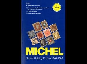 MICHEL Klassik-Katalog Europa 1840–1900