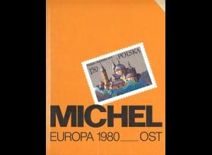 MICHEL Europa 1980 – Ost