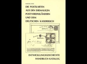 Hanspeter Frech: Postkarten-Handbuch (1991)