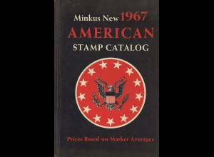 MINKUS New 1967 American Stamp Catalogue