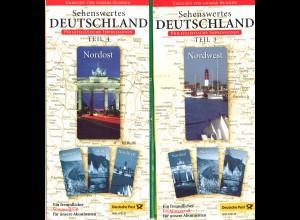 Deutsche Post: Sehenswertes Deutschland