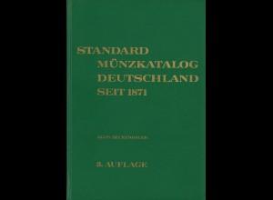 Egon Beckenbauer: Standard Münzkatalog Deutschland seit 1871 (1968)