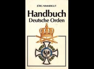 Jörg Nimmergut: Handbuch Deutsche Orden