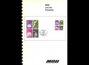 Eduard Roth: MBB und die Philatelie (2. Aufl. 1976)
