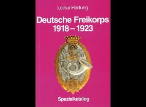 Lothar Hartung: 4 Kataloge