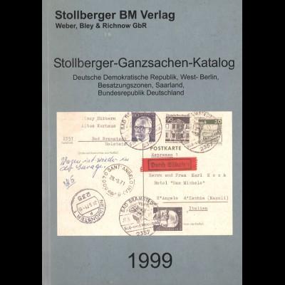 Stollberger-Ganzsachen-Katalog 1999