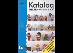 Collector's Katalog Spielzeug aus dem Ei (4 Stück)