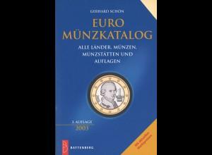 Vier Münzkataloge (1982–2007)