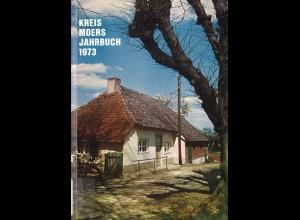 Kreis Moers: Jahrbücher 1963–1975 (13 Stück)