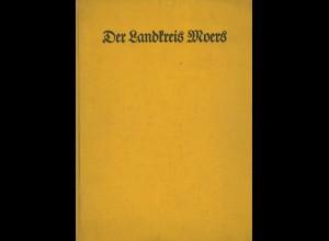 Der Landkreis Moers (1929)
