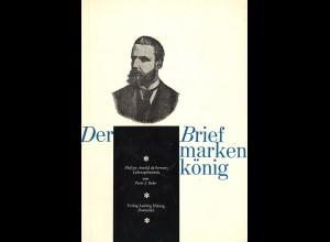 Peter J. Bohr: Philipp Arnold de Ferraris Lebensgeheimnis