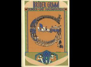 Brüder Grimm. Kinder- und Hausmärchen (ca. 1910)
