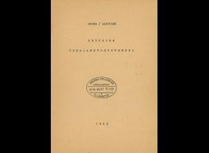 Heuer / Labitzke: Deutsche Überlandstempel (1965)
