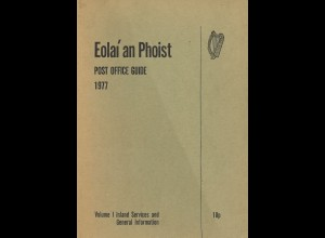 IRLAND: Post Office Guide 1977
