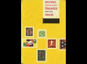 MICHEL Übersee Band 2 (H–N) 1965/1966