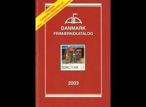 AFA Frimaerkekatalog Danmark 2003