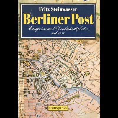 Fritz Steinwasser: Berliner Post (mit Beilagen)