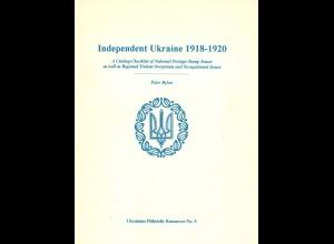 Peter Bylen: Independent Ukraine 1918–1920