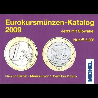 MICHEL Eurokursmünzen-Katalog 2008/2009 + Schantl-Katalog (2. Aufl.)