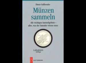 Dieter Faßbender: Münzen sammeln, 3. Auflage