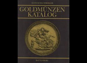 Hans Schlumberger: Goldmünzen Katalog (1980)