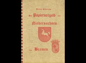 Hartmut Schoenawa: Das Papiergeld von Niedersachsen und Bremen (4. Aufl. 1990)