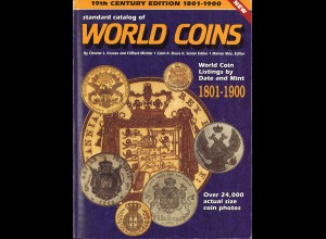 Standard Catalogue of World Coins (2 Volumes)