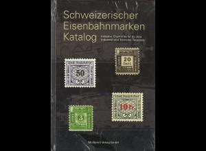 E. Brenzikofer & R. Stutz: Schweizerischer Eisenbahnmarken Katalog (2011)