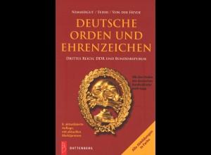 Nimmergut u.a.: Deutsche Orden und Ehrenzeichen. Drittes Reich, DDR und BRD
