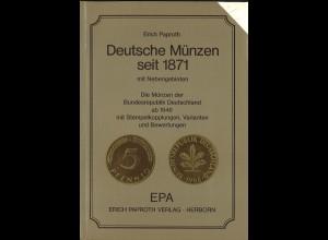 Erich Paproth: Deutsche Münzen seit 1871 (2. Aufl. 1985)