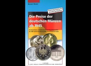 Helmut Kahnt: Die Preise der deutschen Münzen ab 1945