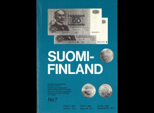 Price list and basic information for the coins and banknotes of Finnland (1978)