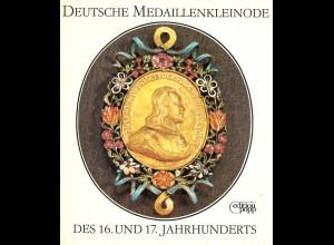 Lore Börner: Deutsche Medaillenkleinode des 16. und 17. Jahrhunderts (1981)
