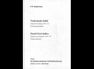 Bulterman: Dutch East Indies. Japanese occupation 1942-45. Postal Stationary