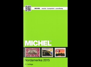 MICHEL Nordamerika 2015 (41. Aufl.)
