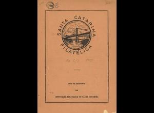 BRASILIEN: Sanata Catharina Filatelica (1951–1956)