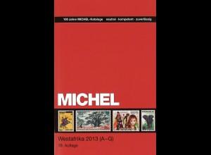 MICHEL Westafrika (A–G) 39. Auflage 2013