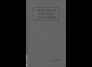 SANABRIA'S AIR POST CATALOGUE (1948)