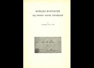 Carl A. Pihl: Norges Byposter og annen norsk lokalpost (1963)