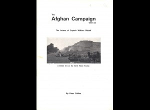 Peter Collins: The Afghan Campaign 1841–43 (1973)