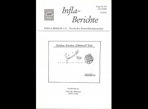 INFLA-Berichte (Nr. 130/Juni 1983) – Nr. 192/Dez. 1998)