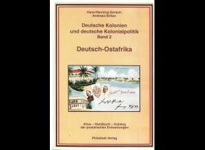 Gerlach/Birken: Deutsch-Ostafrika. Atlas/Handbuch/Katalog