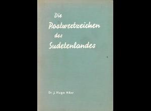 Dr. J. Hugo Hörr: Die Postwertzeichen des Sudetenlands