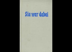 Gustav Schenk: Sie war dabei. Die Geschichte der Briefmarke (1959)