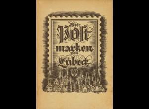 Josef Herzog: Die Postmarken von Lübeck. Ein historischer Abriss