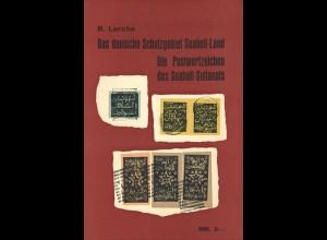 R. Lerche: Das deutsche Schutzgebiet Suaheli Land. Die Postwertzeichen (1930)